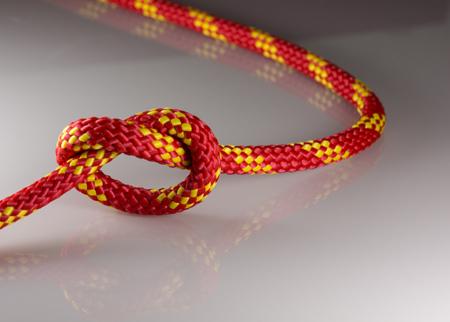 Supervision, Knoten im Seil